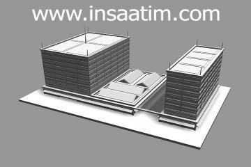 Boyutlu bina çizimi 9