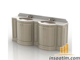 Lavabo  Çizimi - 3D Model